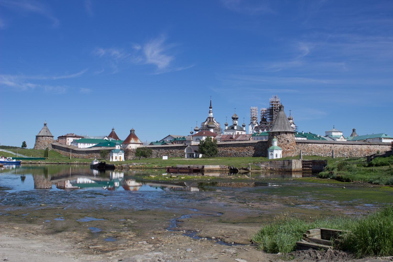 Solovetskin_luostari_Venäjä_Parasta_matkalla_blogi