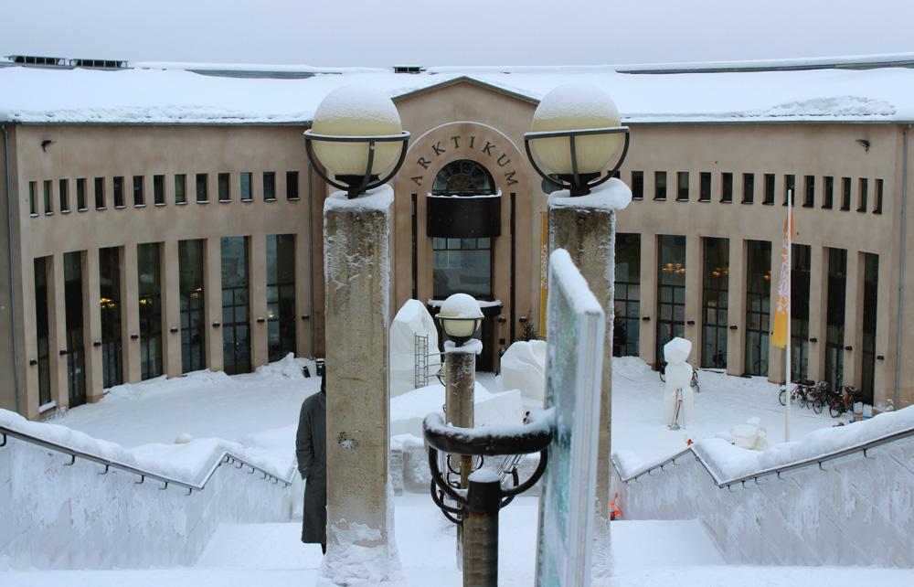 Arktikum_Rovaniemi_Parasta_matkalla_blogi